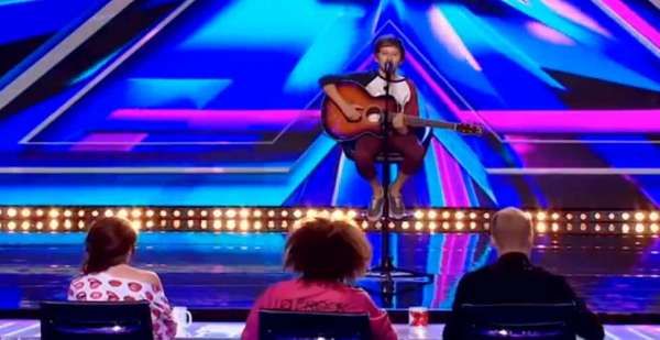 14 Year-Old Boy Jai Waetford Has the Voice of an Angel