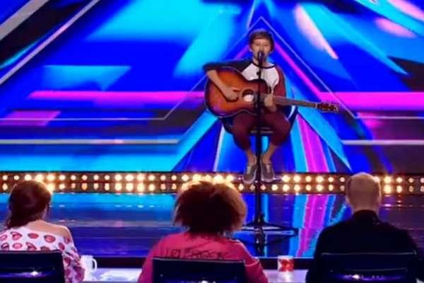 14 Year-Old Boy Jai Waetford Has the Voice of an Angel