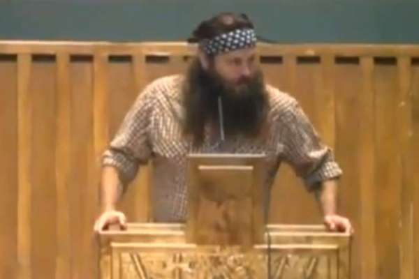 'Duck Dynasty' Stars Preaching in Church: We're Hunting for Salvation