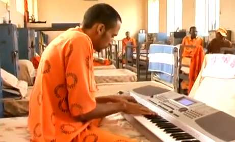 Touching Story - A Prisoner Started his Musical Career In Prison because of Mum's love and Trust
