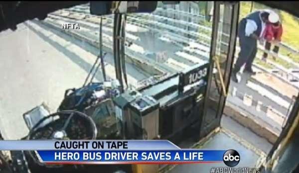 hero bus driver
