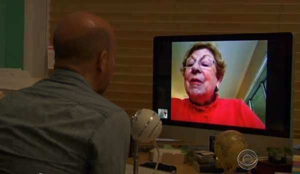 Last Year, A Man Bought His Mom An iPad. Then, Magic Happened.