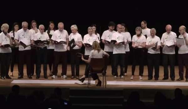The Unexpected Choir - Cancer survivor