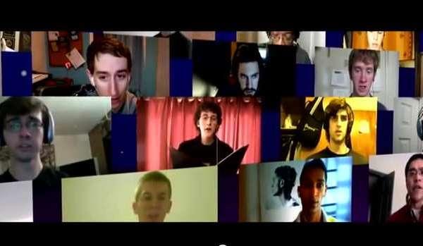 Eric Whitacre choir