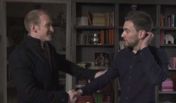British Man Reunites With Good Samaritan Who Talked Him Out Of Suicide Attempt