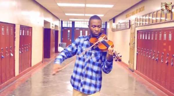 "A Great Violinist Plays Beyonce's ""Drunk In Love"" And He Nails It"