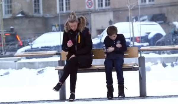 What Happened When Strangers Saw A Little Boy Shivering Outside Without A Coat
