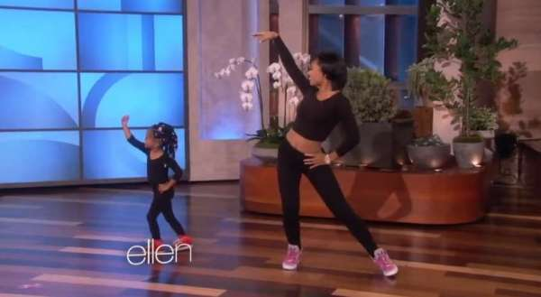 3-Year-Old's Dance to Beyonce on 'Ellen' Will Blow You Away