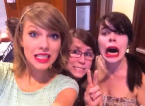 Taylor Swift Got Invited By A Fan To Her Bridal Shower