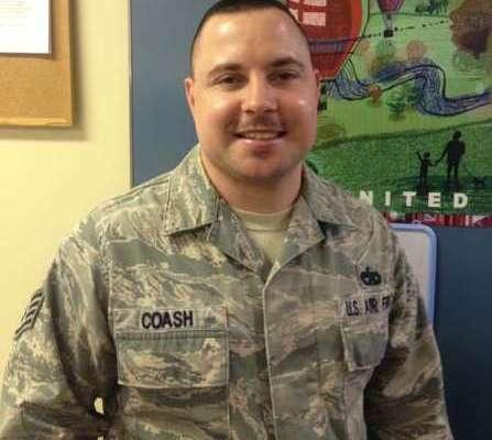 Utah Town Helps Stranded Airman