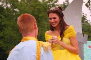 Fairy Tale Marriage Proposal