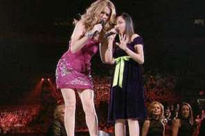 Celine Dion Invited Charice To Sing A Duet With Her So She Could Sing For Her Mother And Amazed The Audience