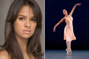 A Ballerina That Broke The Color Barrier