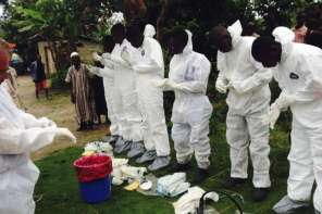 Ebola Serum Is Seen As The Only Hope For African Countries Plagued By The Ebola Virus