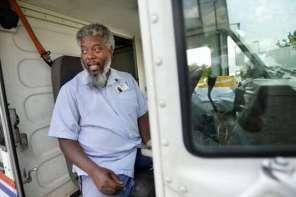 Mailman Hero Saves Choking Boy