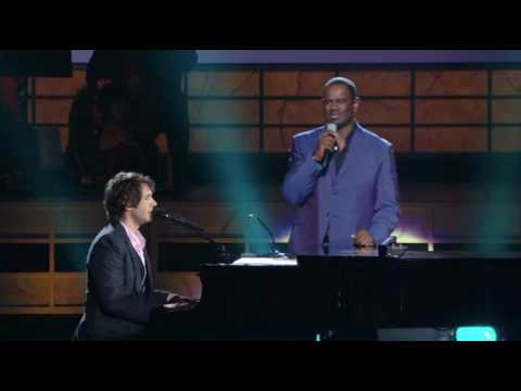 josh groban and brian Mcknight