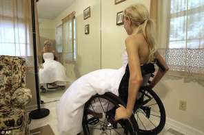 Paralyzed Bride Starts A Family Four Years Later