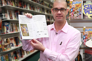 Author Creates The First Comic Book With An Autistic Hero