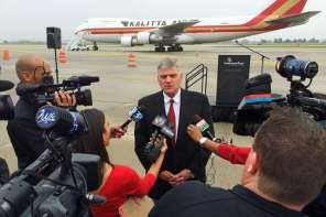 Franklin Graham Sends An Airlift To Christians Fleeing Iraq