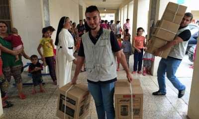 Samaritans Purse Iraq