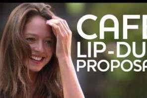 Brett's Cafe Lip Dub Proposal