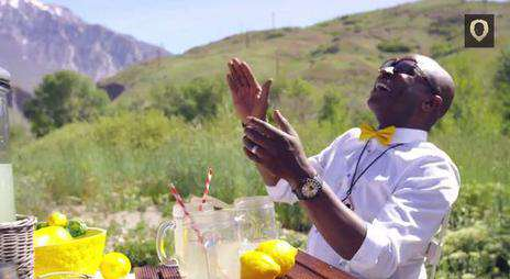 Alex Boye Sings How To Make Lemonade