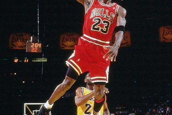 NBA Finals Game 5 - Chicago Bulls v Los Angeles Lakers