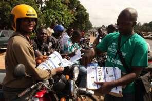 Samaritan's Purse Battles Ebola In LIberia