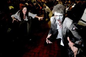 Thriller Flash Mob In Boulder, Colorado