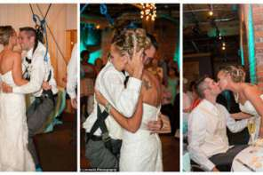 Paraplegic Veteran Surprises Bride With Wheel Chair Free Dance