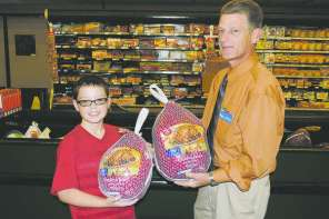 10 Year Old Buys Thanksgiving Meals For Needy Families