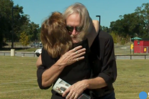 A Man Meets The Woman Who Saved His Life 30 Years Later
