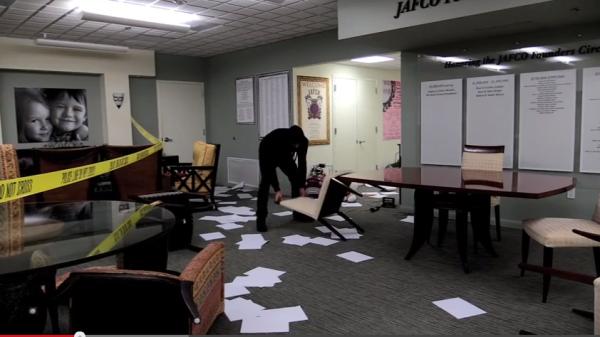 orphanage prank
