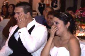 Dad Learns To Sign A Song For His Daughter Bride