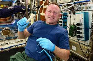 Wrench Emailed By Nasa To Space Station