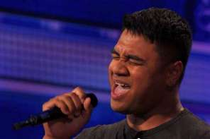 "Soldier Performs At ""America's Got Talent"" And Moves The Judges"