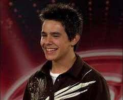David Archuleta's American Idol Audition