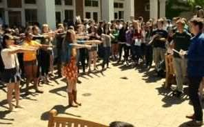 Taylor Swift Flash Mob Prom Proposal