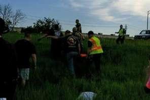 Good Samaritans Go Extra Mile To Help Motorcycle Crash Victim