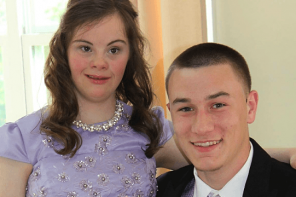 Quarterback Makes Good On Promise To Take Down Syndrome Girl To Prom