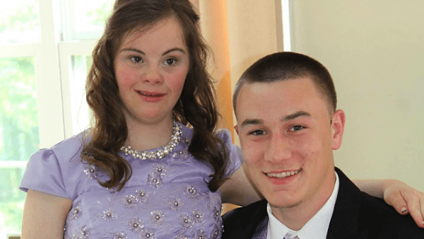 quarterback down syndrome prom