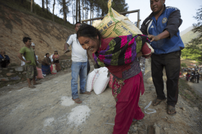 Samaritan's Purse Comes To The Rescue And Delivers Aid To Nepal