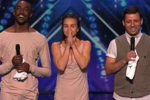 An Act Wows The Judges With This Incredible Dance Performance
