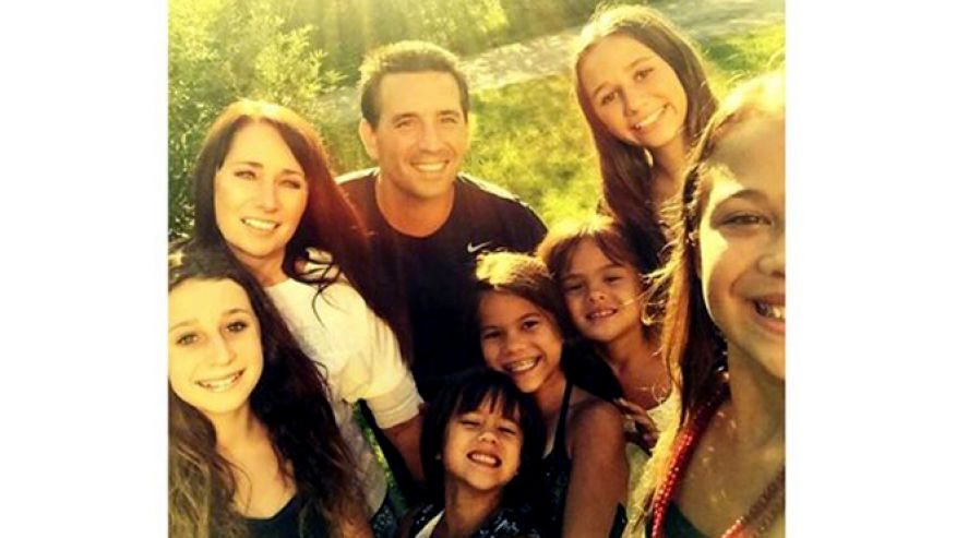 Woman Adopts Best Friend's Children After Death And Doubles Family Size