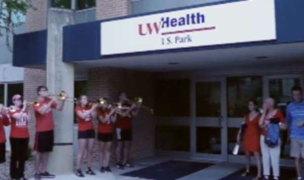 marching band patient