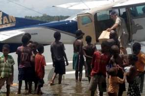 Samaritan Aviation Saves Lives In The South Pacific