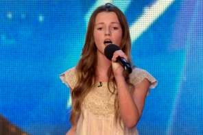 This 12 Year Old Takes On Whitney Houston And Wins Over The Judges