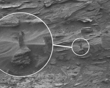 mysterious woman on mars