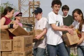 Anniversary Of Hurricane Katrina: Force Of Kindness