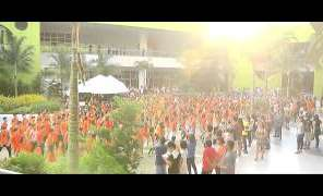 Dance For Kindness In General Santos, Philippines